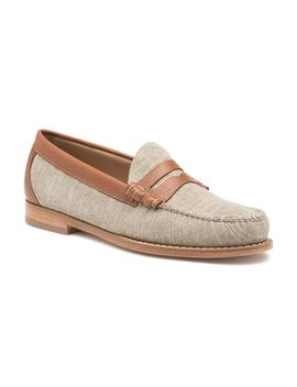 Larson Canvas Weejuns by G.H.Bass & Co.