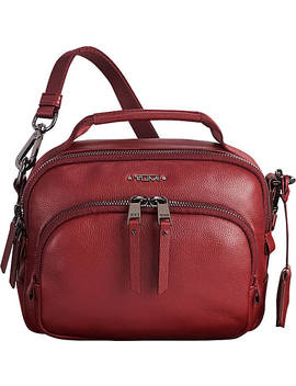 Voyageur Troy Leather Crossbody by Tumi