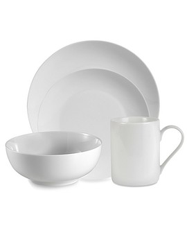 Everyday White® By Fitz And Floyd® Coupe Dinnerware by Bed Bath & Beyond