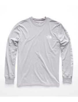 Men's Long Sleeve Climb On Graphic Tee by The North Face