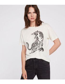 Tory Mic T Shirt by Allsaints