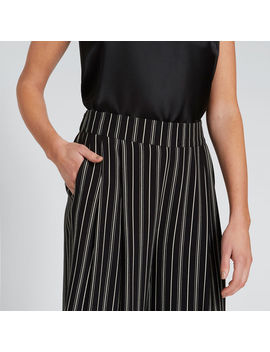 Stripe Culotte by Seed Heritage