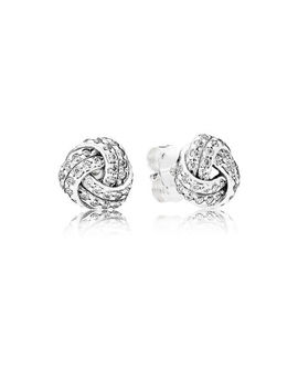 Sparkling Love Knot, Clear Cz by Pandora
