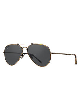 Aviator Titanium by Ray Ban