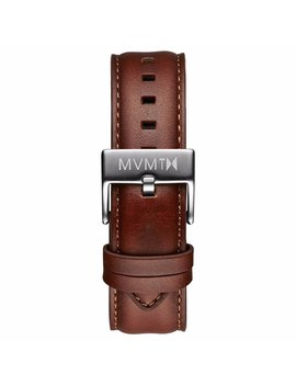 20mm Natural Leather by Mvmt