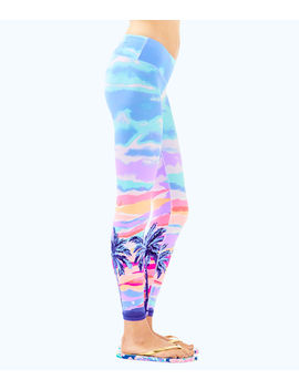 "Upf 50+ Luxletic 26"" Weekender Legging by Lilly Pulitzer"