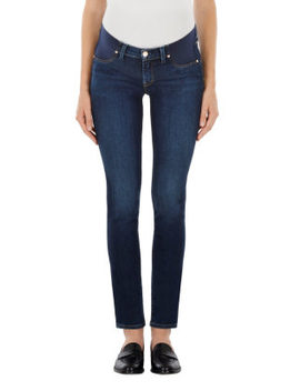 Mama J Mid Rise Skinny In Fleeting by J Brand