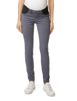 Mama J Mid Rise Super Skinny In Volcanic Ash by J Brand