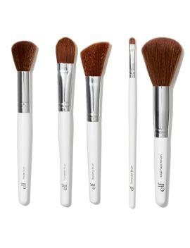Basic Face Brush Set by Eyes Lips Face Cosmetics