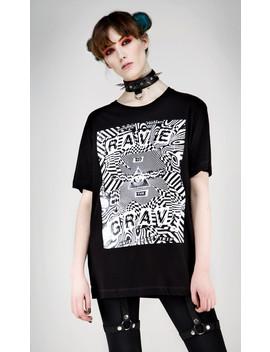 Rave T Shirt by Disturbia