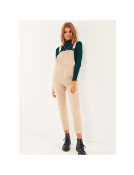 Louise Cord Overalls   Rose Smoke by Peppermayo
