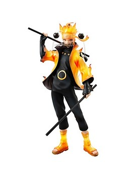 Anime Action Figures Inspired By Naruto Naruto Uzumaki Pvc Cm Model Toys Doll Toy Men's / Women's  #06430028 by Lightinthebox
