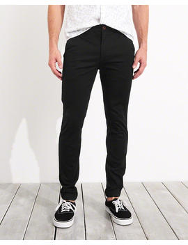 Hollister Epic Flex Extreme Skinny Chino Pants by Hollister