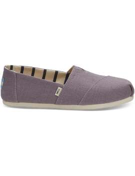 Dusk Heritage Canvas Women's Classics by Toms