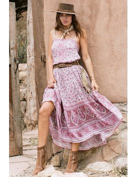 Jasmine Strappy Maxi Dress Jasmine Strappy Maxi Dress Zephyr Patchwork Ankle Boots by Spell & The Gypsy