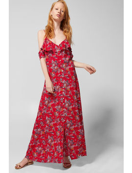 Long Boho Dress by Springfield