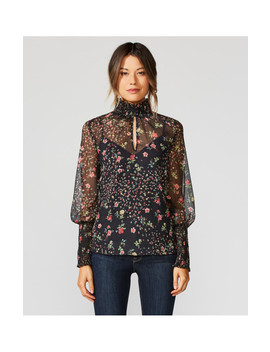 Misha Floral Printed Blouse by Bailey44