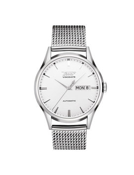 Tissot Heritage Visodate Mesh Automatic Men's Watch by Beaverbrooks