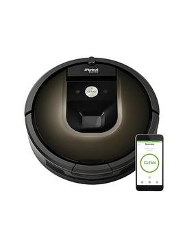 I Robot® Roomba® 980 Wi Fi Connected Vacuuming Robot by Irobot