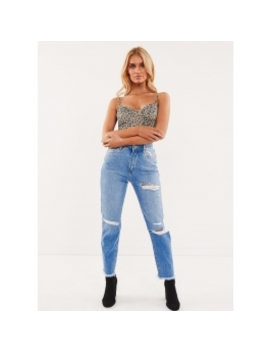 A '94 High Slim Jeans   Moonstone by Peppermayo