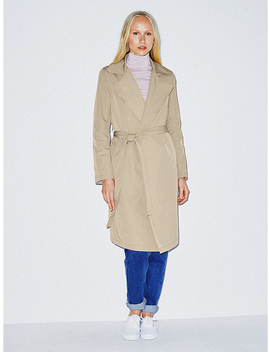 Storm Classic Trench by American Apparel