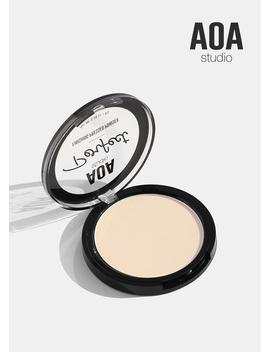 Aoa Perfect Pressed Powder  Porcelain by Shop Aoa