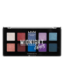 "Midnight Chaos Shadow Palette              <Span Class=""Product.Sample.Minicart.Class.Variationdetails""></Span> by Nyx Cosmetics"