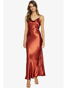 Estelle Drape Dress by Bardot
