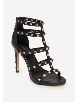 Sophia Studded Sandals by Bebe