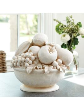 Robbia Fruit Bowl by Ballard Designs