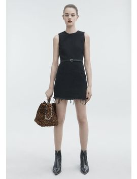 Zip Dress by Alexander Wang