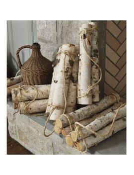 Birch Log Bundles by Ballard Designs