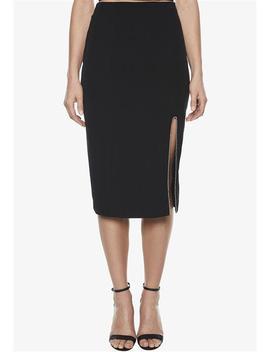 Sienna Trim Skirt by Bardot