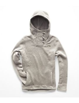 Women's Crescent Hooded Pullover by The North Face