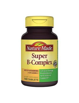 Nature Made Super B Complex Dietary Supplement Tablets140.0 Ea by Walgreens