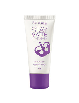 Rimmel Stay Matte Primer0.09 Fl Oz by Walgreens