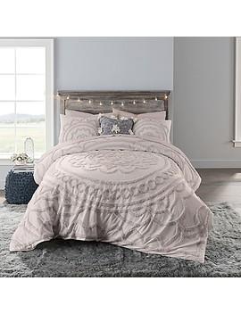 Anthology™ Tufted Medallion Comforter Set by Bed Bath & Beyond