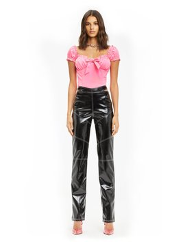 Naomi Top   Neon Pink by I.Am.Gia