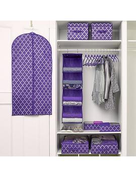Joy 32pc Ultimate Closet Organization With Huggable Hangers®   Chrome by Joy Mangano