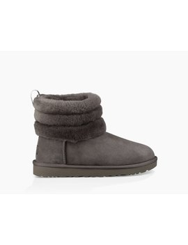 Classic Mini Fluff Quilted Boot by Ugg
