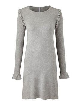 Frill Detail Tunic by Simply Be
