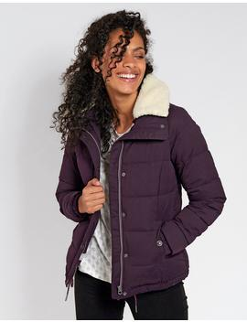 Poppy Short Puffer Jacket by Fat Face