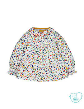 Little Bird Floral Blouse by Mothercare