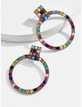 Gemma Hoop Earrings by Baublebar