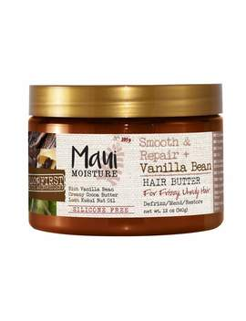 Maui Moisture Smooth + Repair Hair Butter Vanilla12.0 Oz by Walgreens