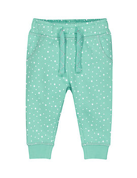 Green Spot Joggers by Mothercare