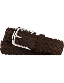 Dark Brown Belt by Suitsupply
