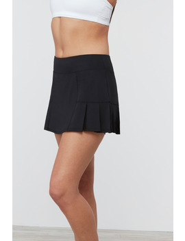 Pleated Bottom Skort by Fila