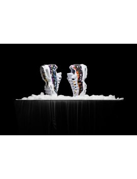 Nike Air Max 95 Erdl Party   White/Multi Color by Politics