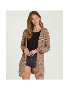 Worth It Cardigan Sweater by Billabong